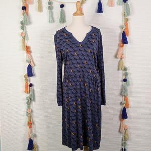 Boden Alicia Bird Dress